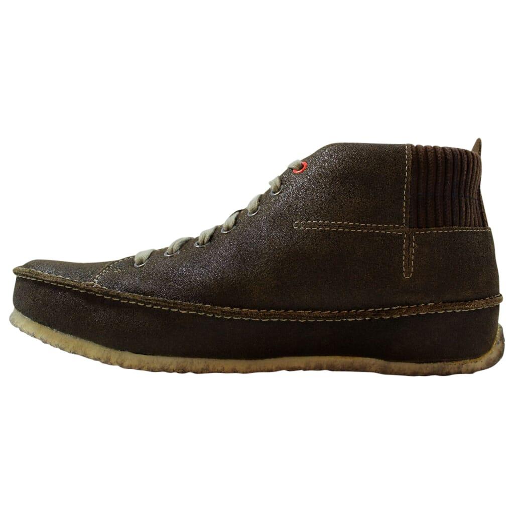 Clarks Yellowknife Brown 86050 Men/'s Size 9.5