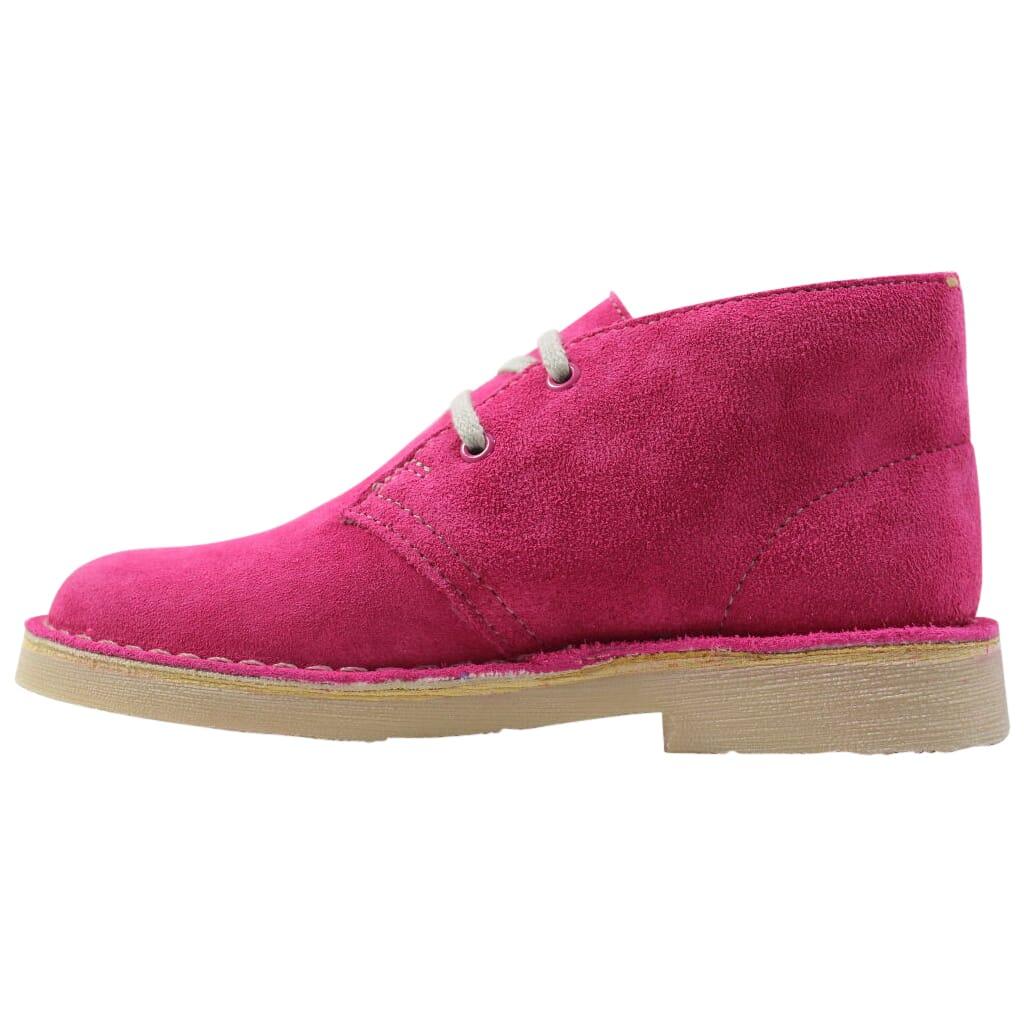 26104871 Clark/'s Desert Boot Pink Pre-School