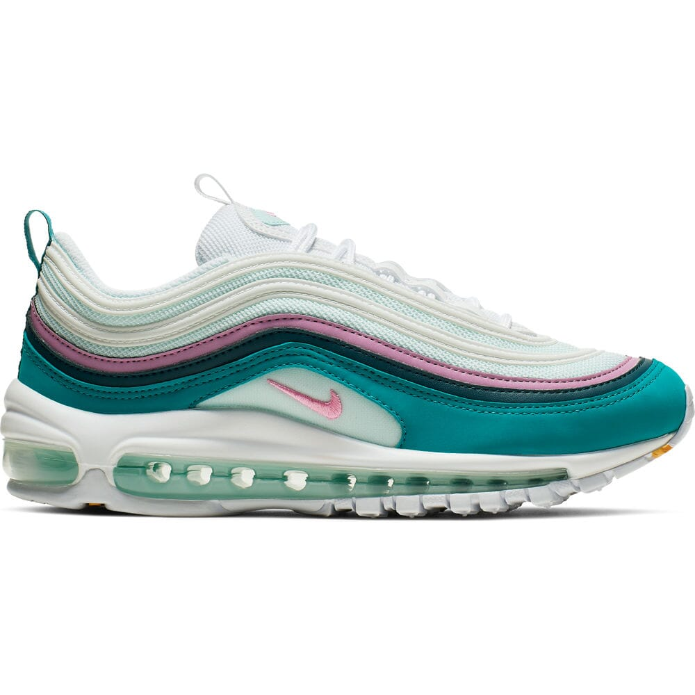 Details about Women's Nike Air Max 97 Casual Shoes WhitePsychic PinkNightshade CJ0569 100 Si