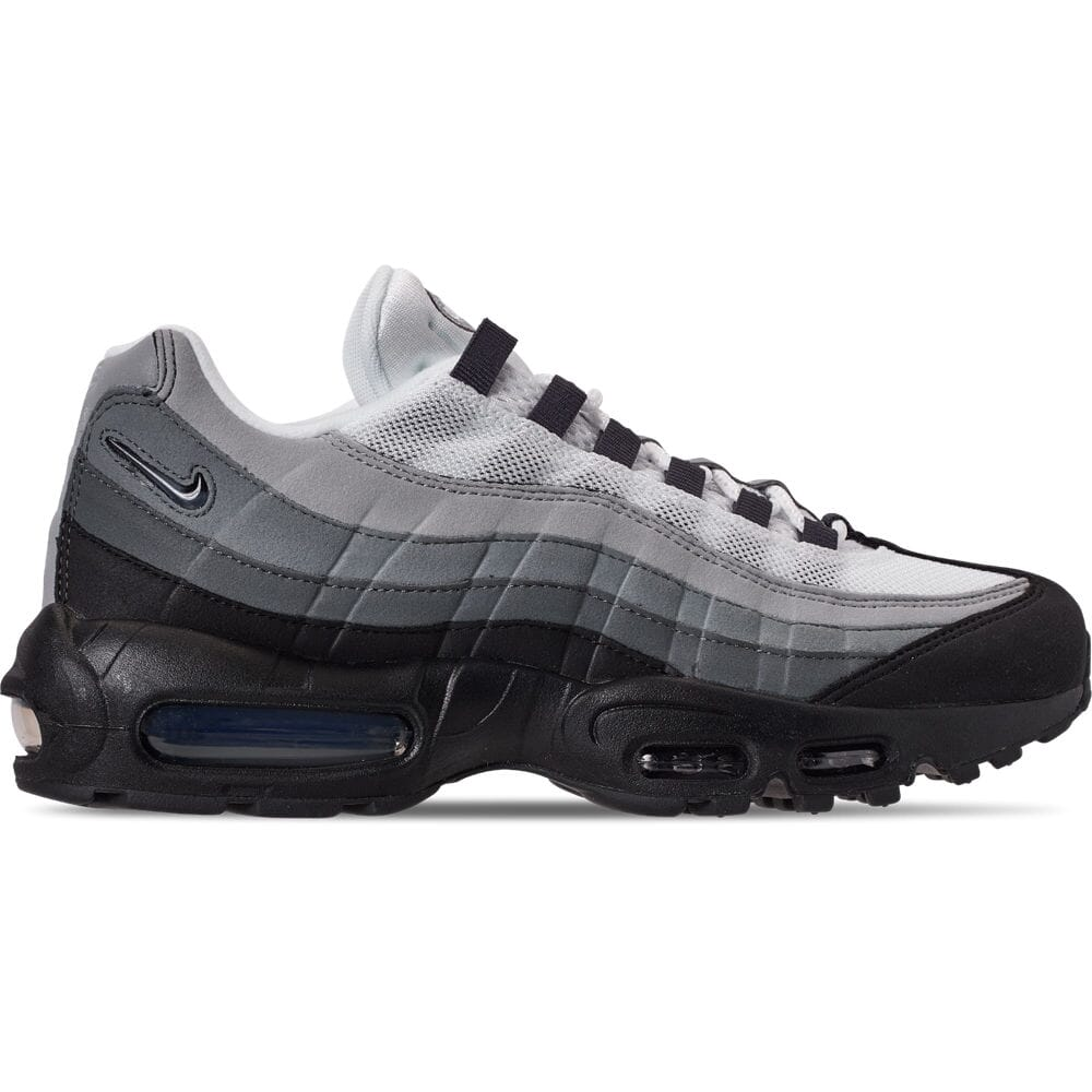 Details about Men's Nike Air Max 95 Casual Shoes BlackGridironDark GreyCool Grey CJ7553 002