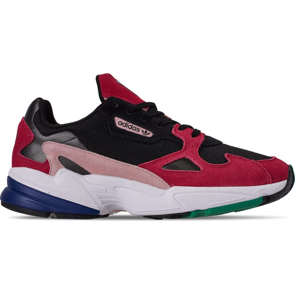 Women's adidas Originals Falcon Casual Shoes BlackEnergy