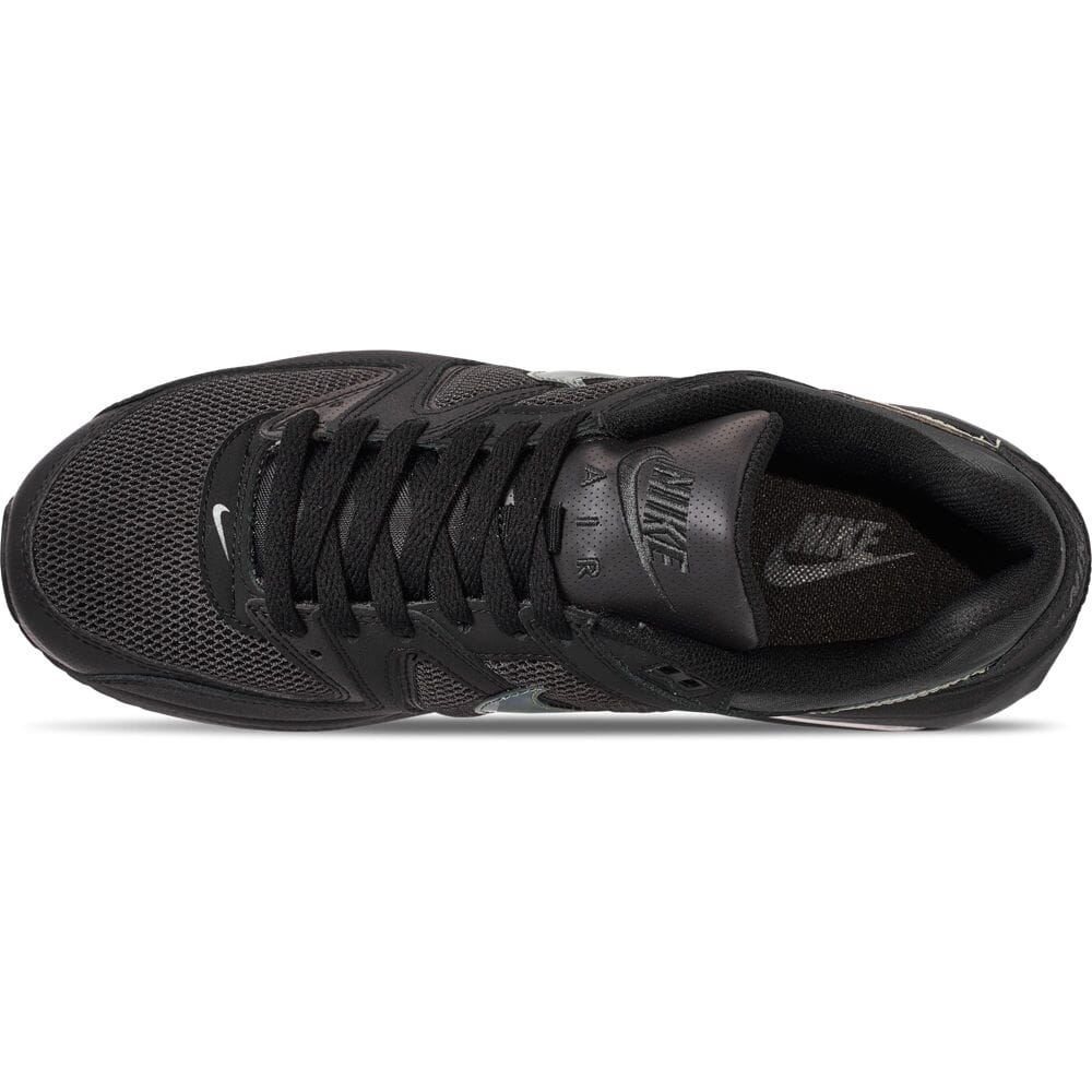 Details about Men's Nike Air Max Command Casual Shoes BlackBlackAnthraciteSpace Purple CD15