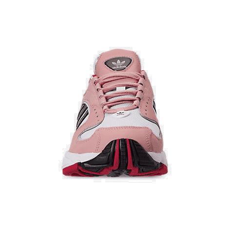 women's adidas originals falcon 2000 casual shoes white