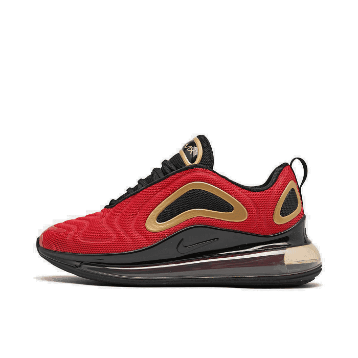 Women S Nike Air Max 720 Running Shoes University Red Black