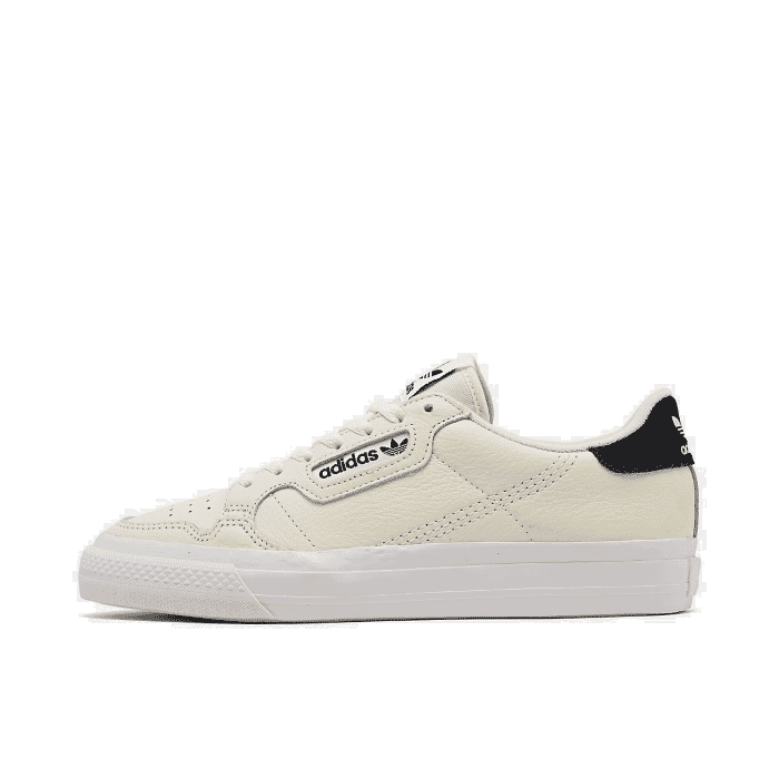 Details about Men's adidas Continental Vulc Casual Shoes Off WhiteCore Black EG4589 100 Size