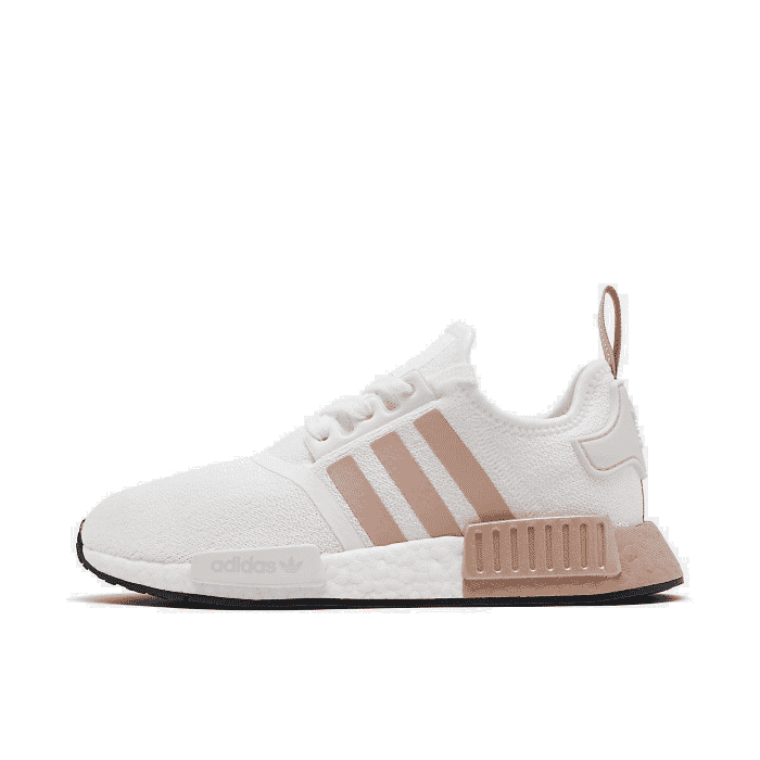Women S Adidas Nmd R1 Casual Shoes White Ash Pearl White Fv2475