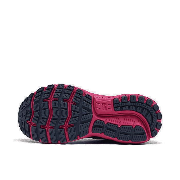 Women/'s Brooks Ghost 12 Running Shoes Navy//Majolica//Beetroot 1203051B 414
