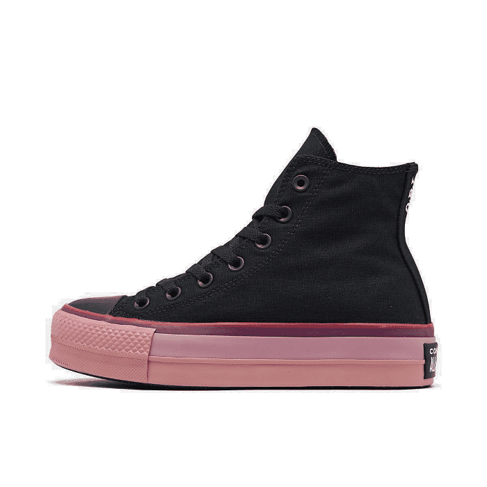 Details about Women's Converse Chuck Taylor x OPI All Star Platform High Top Casual Shoes Edin