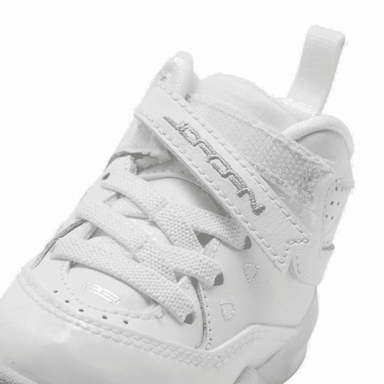Boys/' Toddler Jordan B/'Loyal Basketball Shoes White//Metallic Silver CK1427 100 S