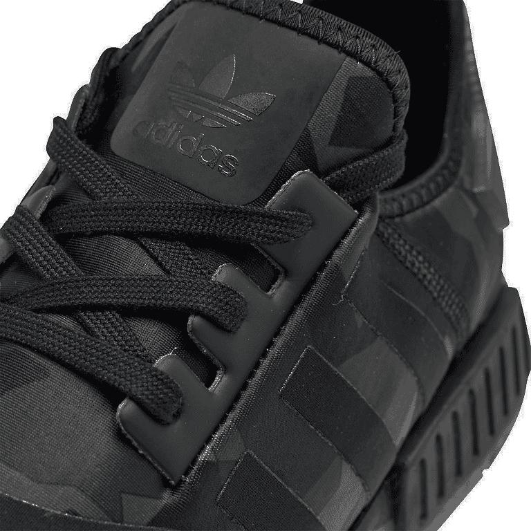 Para Hombre Adidas Zapatos Informales Nmd Runner R1 Core Negro