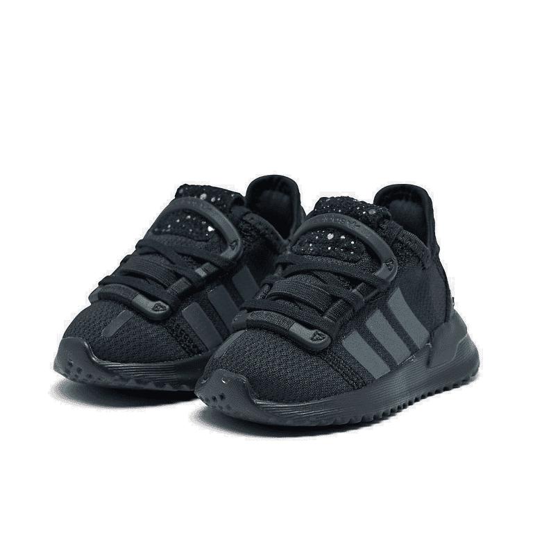 Adidas Originals Infant /& Toddler/'s U-PATH RUN I Shoes Black G28118 d