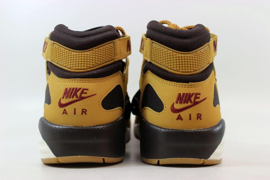 size 40 768e4 aa572 ... Nike Air Trainer Max 91 Haystack rojo Velvet Marrón Marrón Marrón Bo  Jackson 309748700 SZ 8 ...