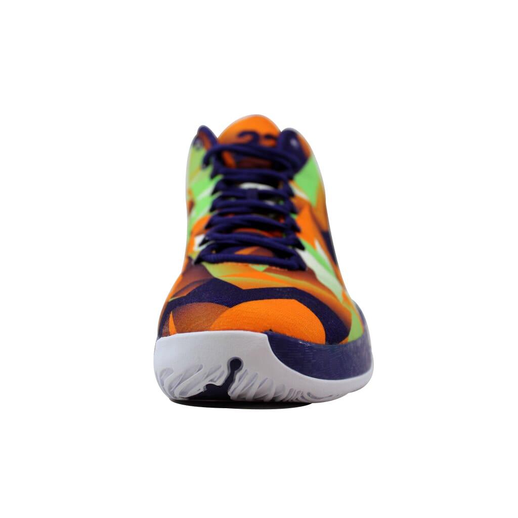 8733a8d2fb227c Nike Air Jordan XX9 29 Mandarin Ink-White-Poison Green Hare 695515 ...