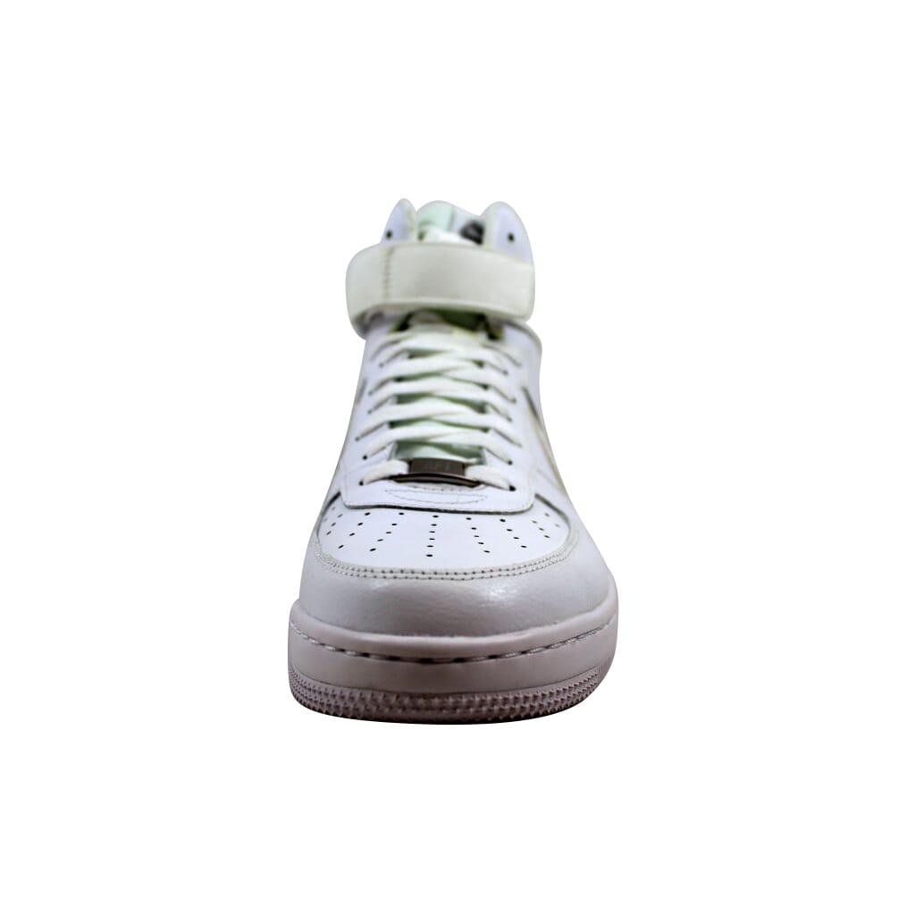 44b989eedb0 Nike Air Force 1 Ultra Force Mid ESS White White-Wolf Grey 749535 ...
