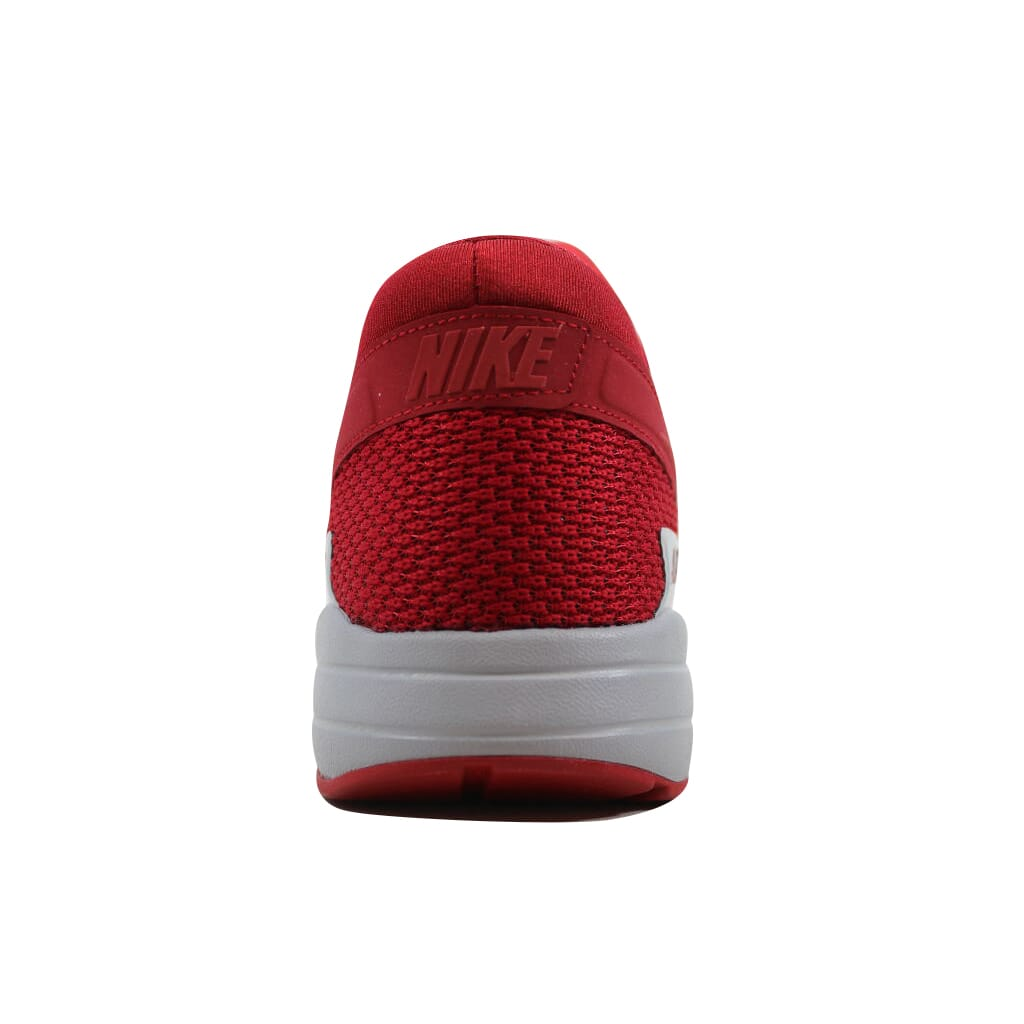3ac9d17b5c78 Nike Air Max Zero Premium Gym Red Gym Red-Wolf Grey 881982-600 Men s ...