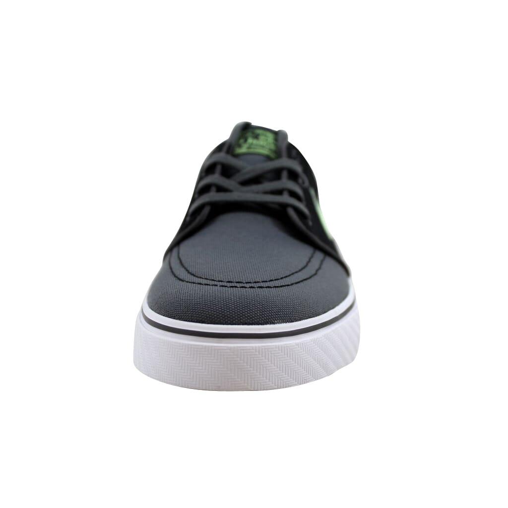 475375d0b2da Nike Zoom Stefan Janoski Canvas Dark Grey Barely Volt-Black 615957 ...