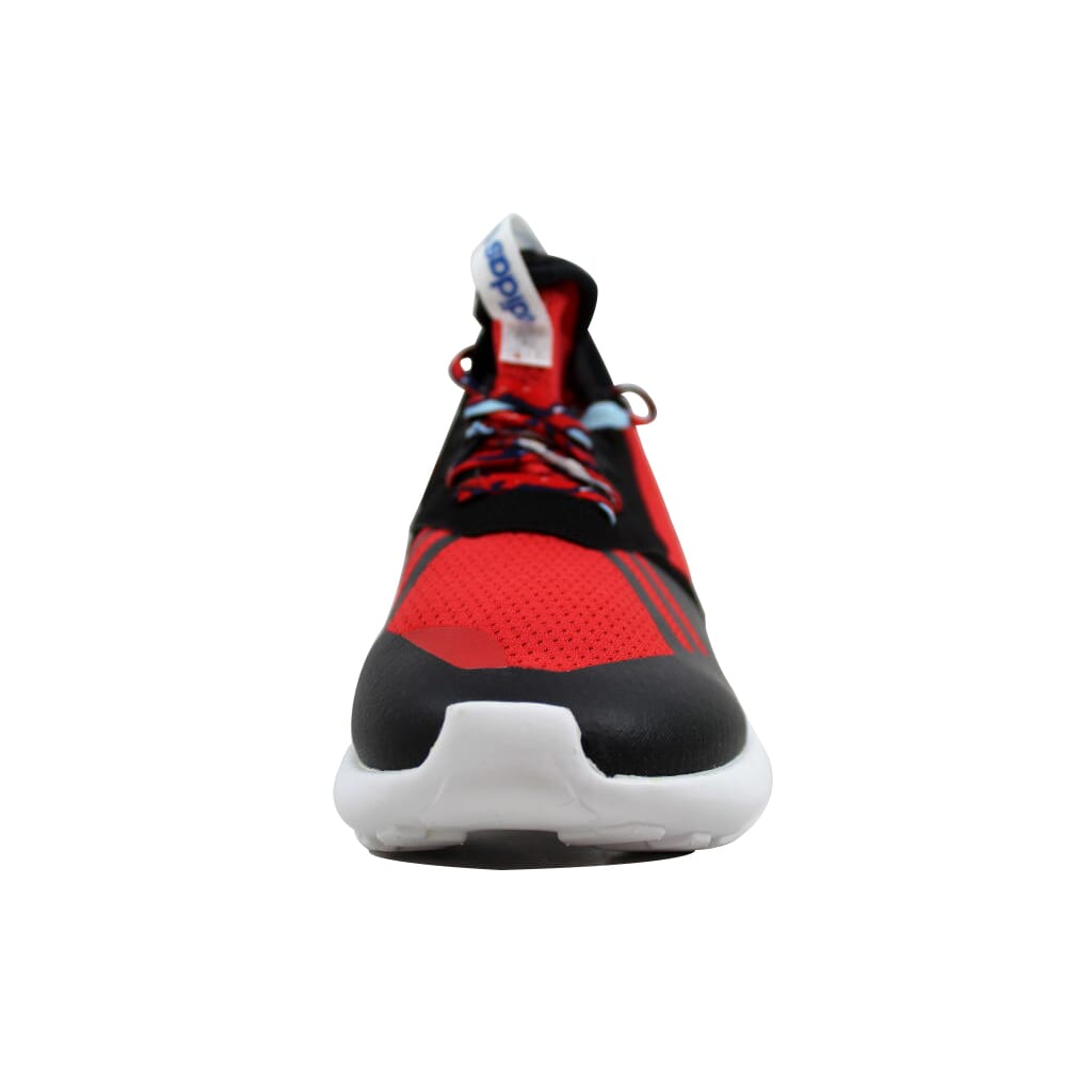 8933d7d1f15b5 Adidas Tubular Runner Red Black B25952 Men s SZ 8