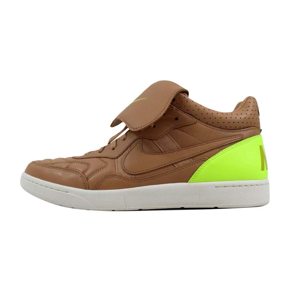 c37b8b4e9a6f Nike NSW Tiempo  94 Mid QS Vachetta Tan Vachetta Tan-Volt 641147-223 Men s  Size 10.5