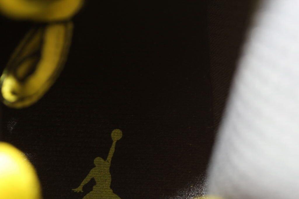 2ae35f0970192f Nike Air Jordan CP3 VII 7 AE BG Grey White-Black-Yellow 654974-070 GS SZ  6.5Y