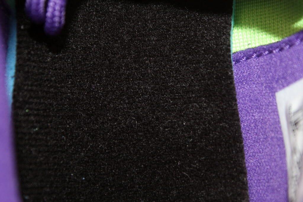 Nike Air Jordan Eclipse GG UltravioletGhost Green Black White 724356 508 Grade School