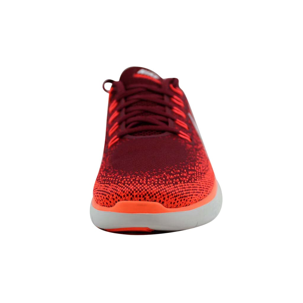 069b37f987e Nike Free RN Distance Team Red Off White-University Red 827115-601 ...