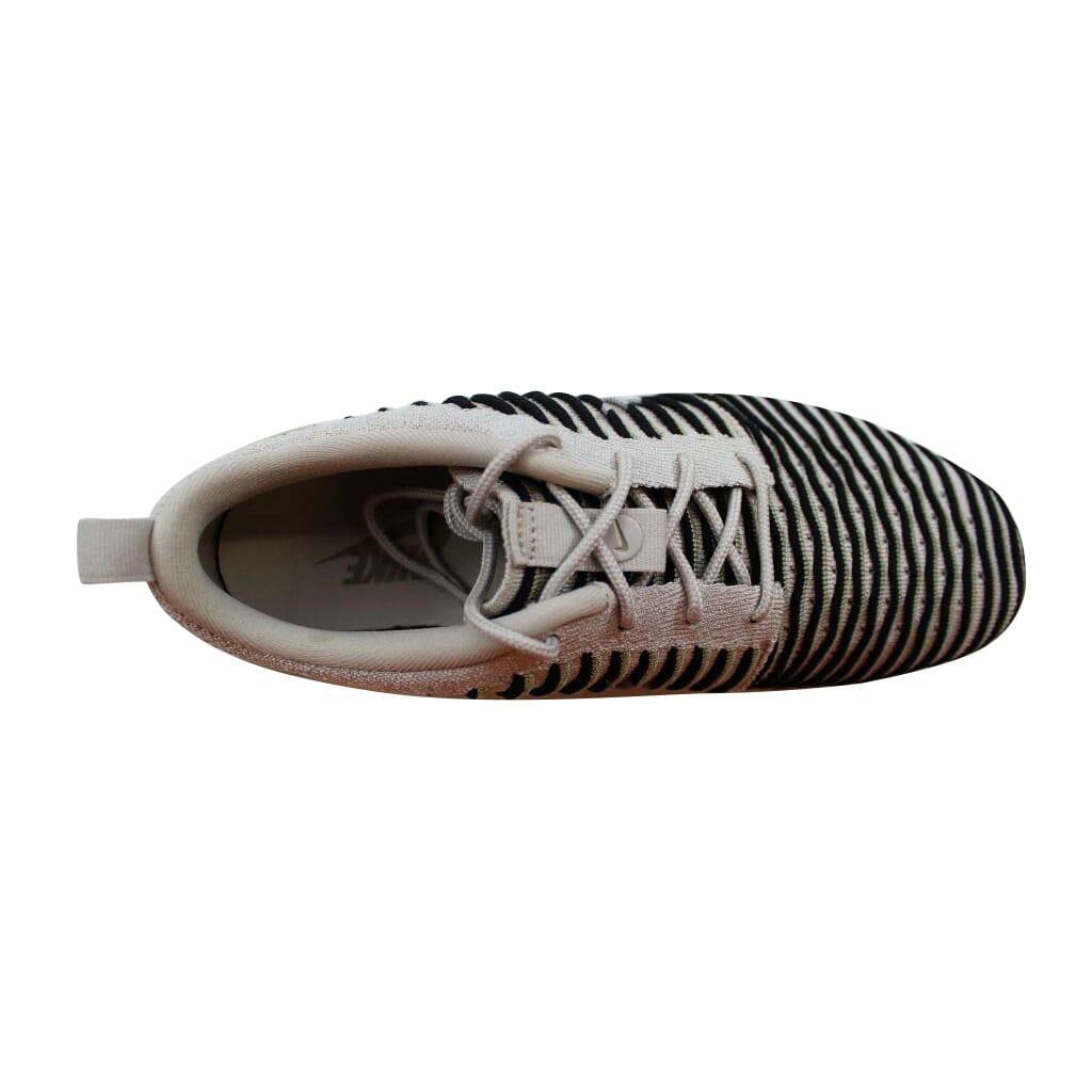 448d81af4ef9 Nike Roshe Two Flyknit String String-Neutral Olive-Black 844929-200 ...