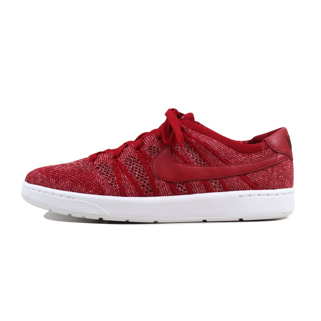 newest 72df6 f8230 Nike Tennis Classic Ultra Flyknit Gym Red Gym Red-Team Red-Sail 830704-600  Men s Size 9