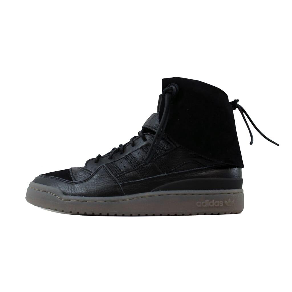promo code 935d0 5815a Adidas Forum Hi Moc BlackBlack-Clay B27670 Mens SZ 9.5