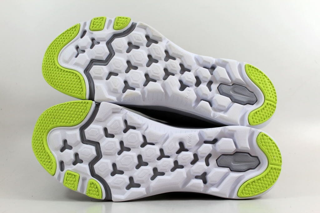 deb7920c7c134 Nike Flex Supreme TR 4 Cool Grey Volt-Wolf Grey-Pure Platinum 823668 ...