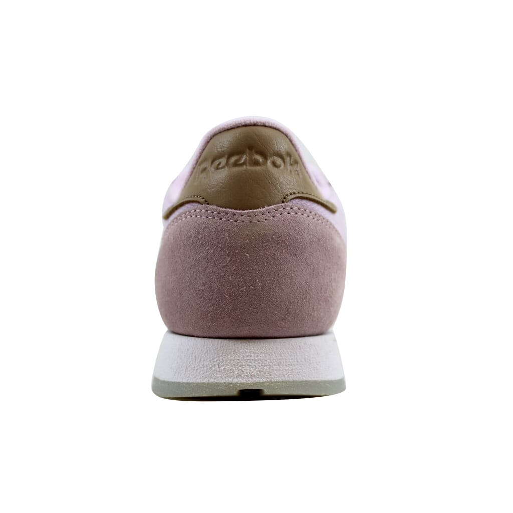 Worn Sz Women's Reebok 9 Sea 5 Classic Purplewhite Leather Bd1509 0Sqfwt