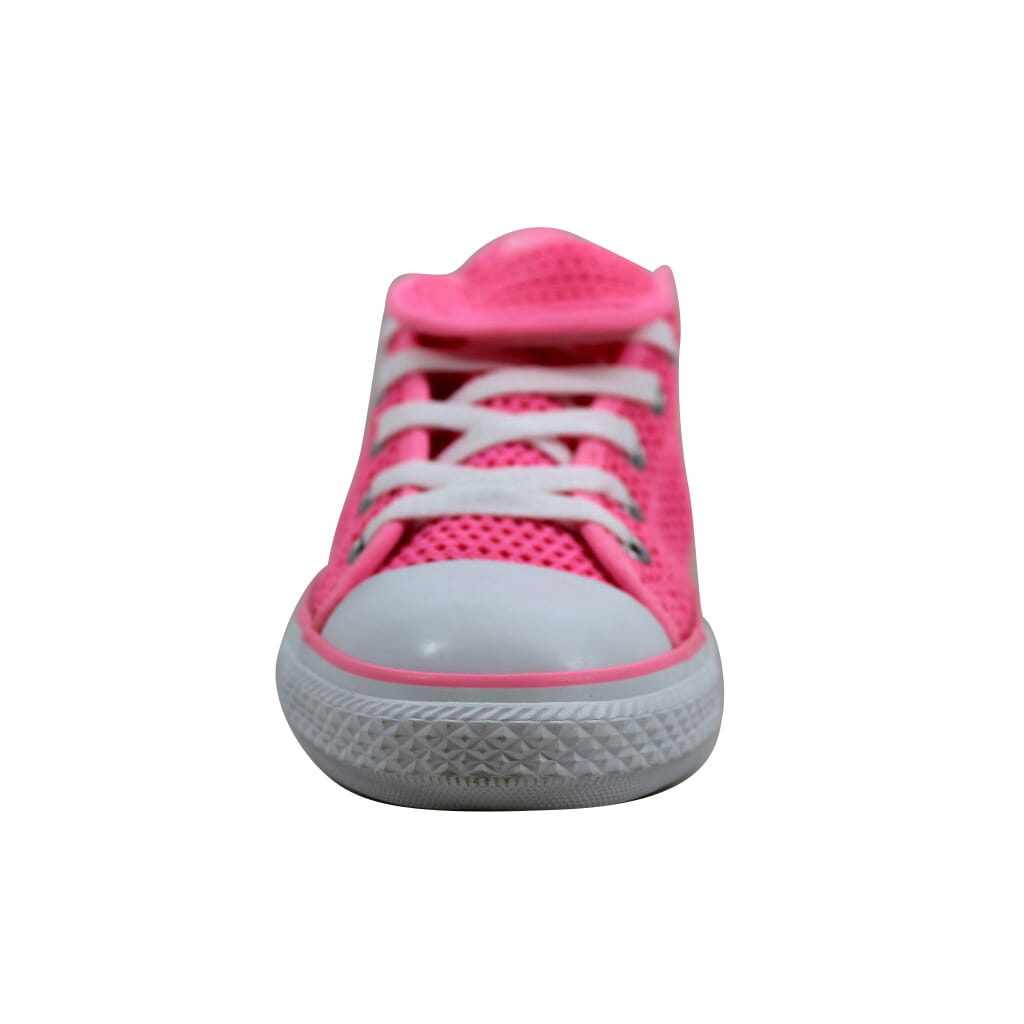 98cbd16e5b70e9 Converse Chuck Taylor All Star Double Tongue OX Pink Glow White ...