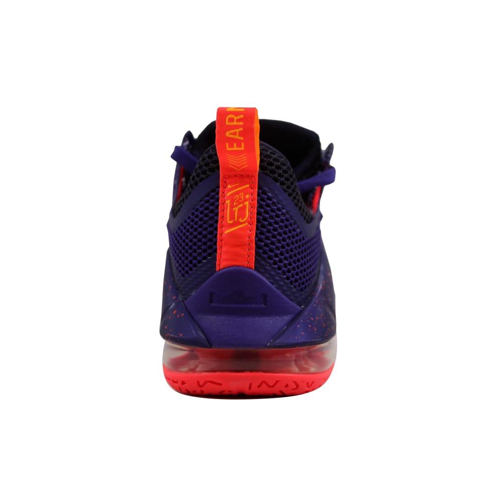 8c983abc1079 ... get nike lebron xii 12 low court purple bright crimson cave purple  724557 565 sz 9.5