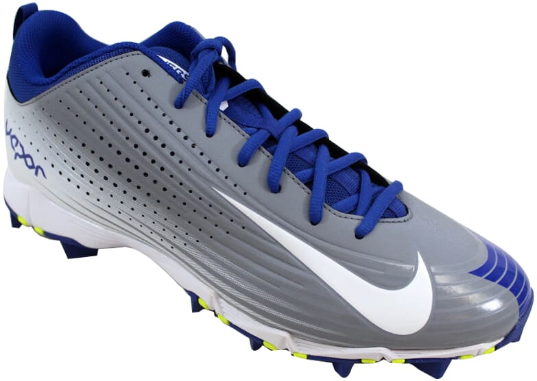 80245a9d62eaa5 Nike Vapor Keystone 2 Low Stealth White-Rush Blue 684698-014 Men s ...
