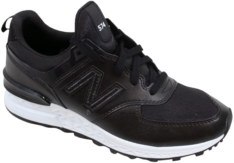 Details about New Balance 574 Sport BlackWhite WS574SFH Women's Size 6.5