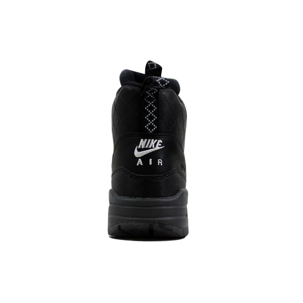 cheap for discount d21c4 cc708 Nike Air Max 1 Sneakerboot Reflect Black Black-Bright Crimson-White  807307-001 Women s Size 5.5