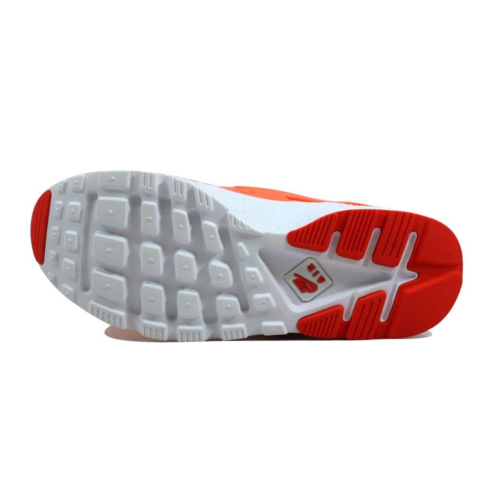 Nike Air Huarache Run Ultra Bright Mango White 819151-800 Women s SZ ... 3ee5bafa21