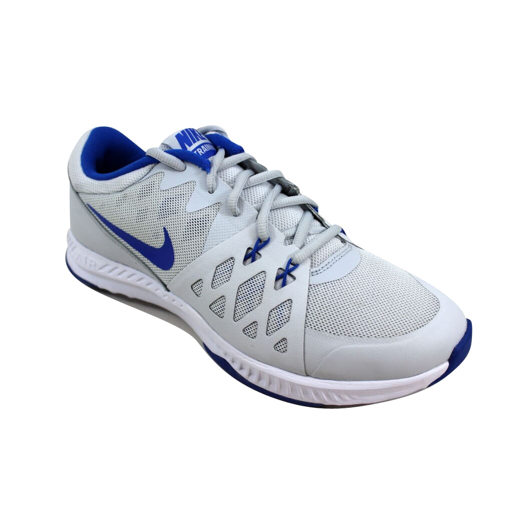 8a1ec32afc0c43 Nike Air Epic Speed TR II 2 Pure Platinum Hyper Cobalt 852456-014 ...