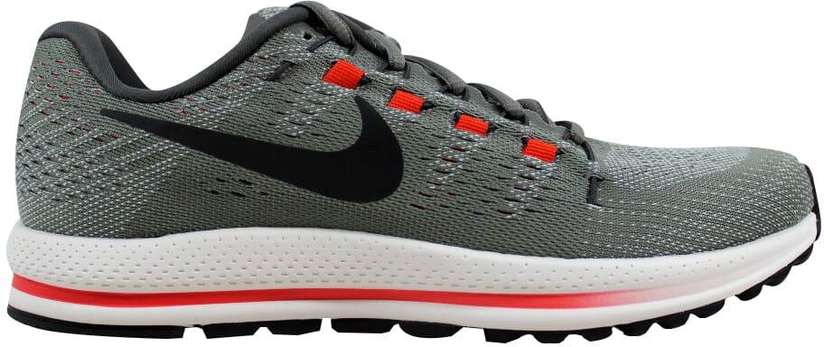 eaece5d7d1f0 Nike Air Zoom Vomero 12 Tumbled Grey Black 863762-006 Men s SZ 8.5 ...