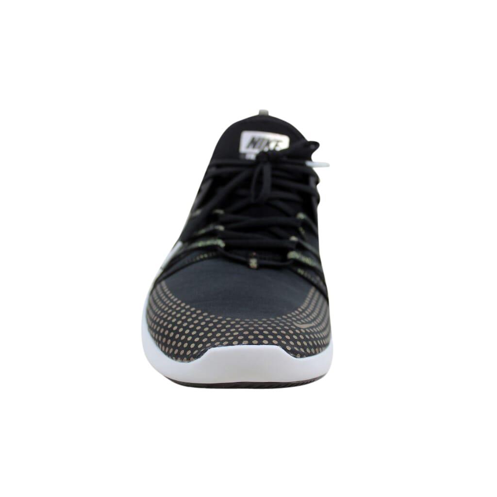 2a8d3195c7742 Nike Free TR 7 Metallic Black Black-Pure Platinum 922844-001 Women s ...