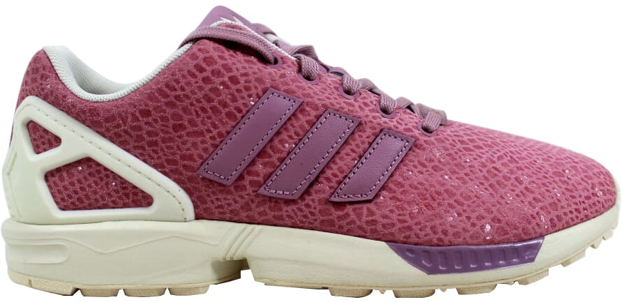 45f089cdb Image is loading Adidas-ZX-Flux-W-Pink-Pink-White-B35311-