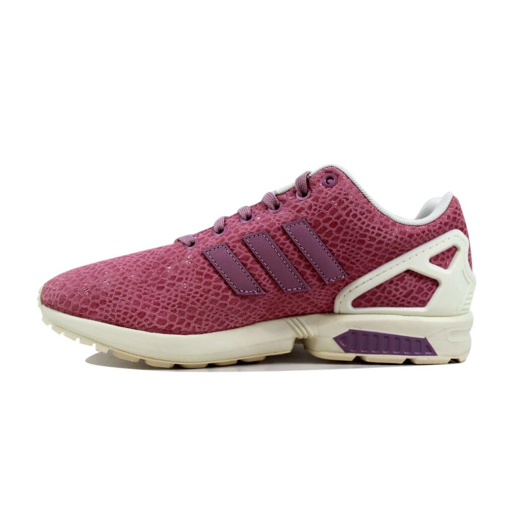 be0ace5116737 Adidas ZX Flux W Pink Pink-White B35311 Women s SZ 10