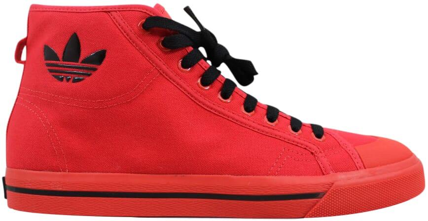 bf8f64b2f2be Adidas Raf Simons Matrix Spirit High Tomato Red Core Black BB2691 ...