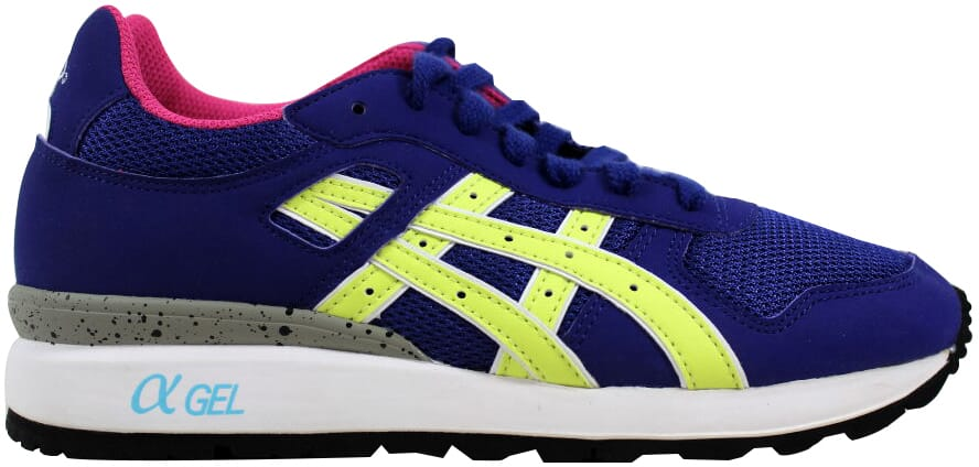 Sports damen Sneakers ASICS TIGER Gt II H593Y Dark Blue