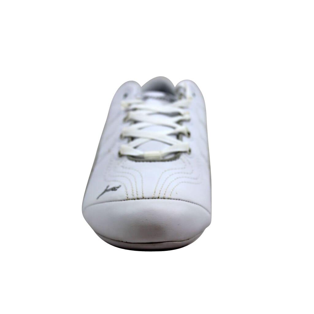 1c2c7717e6ac Puma Soleil v2 Comfort Fun White Puma Silver 358927 02 Women s SZ 8 ...
