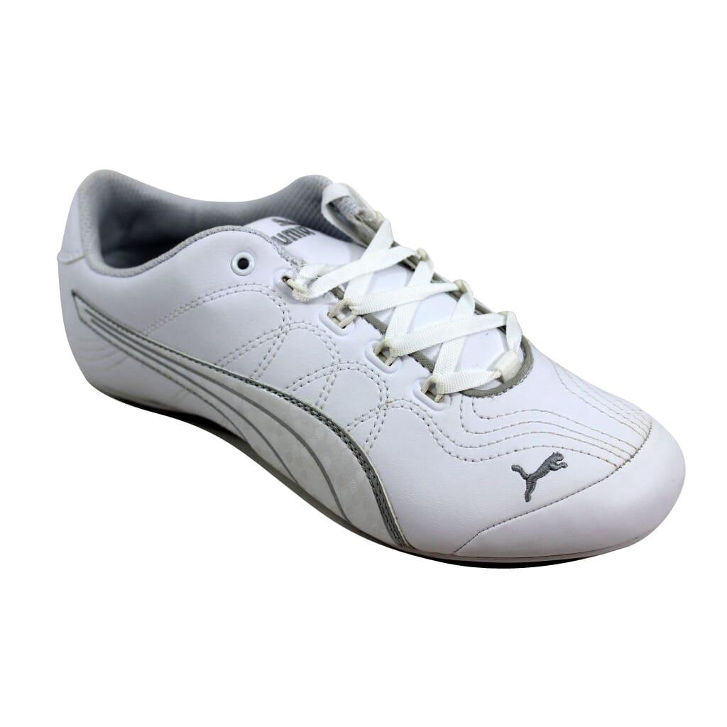 79b4228e77f Puma Soleil v2 Comfort Fun White Puma Silver 358927 02 Women s SZ ...