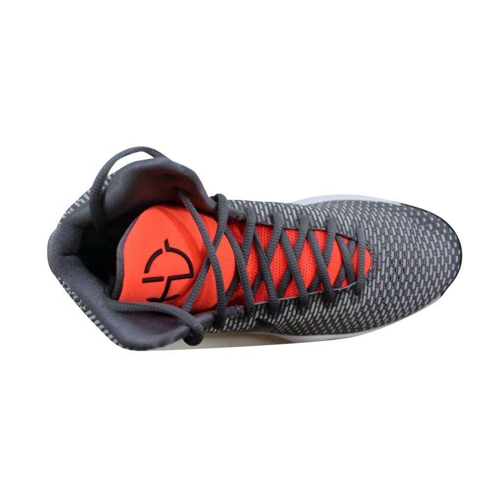 2860fceebc95 Nike Hyperdunk 2017 Dark Grey Black-Bright Crimson 897631-004 Men s ...