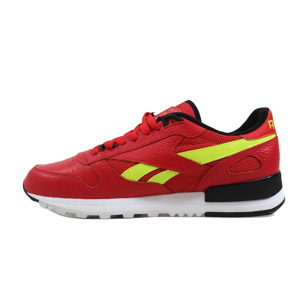 fd32c11627afea Reebok Classic Leather 2.0 Primal Red Black-Solar Yellow BS9445 ...