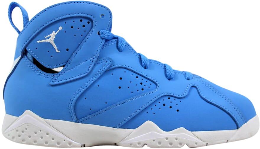 Nike Air Jordan VII 7 Retro BP Blue White-White Pantone 304773-400 ... 23ed44637