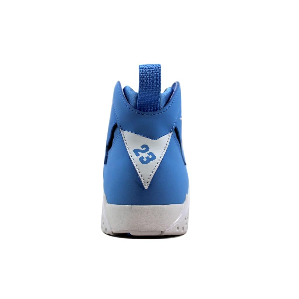 Nike Air Jordan VII 7 Retro BP University Blue White-White Pantone 304773-400  Pre-School Size 2.5Y 7420483b7