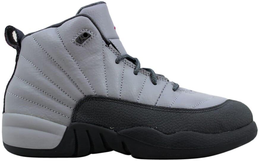 cdf90e15ee970c Nike Air Jordan XII 12 Retro GP Wolf Grey Pink-Cool Grey 510816-029 ...